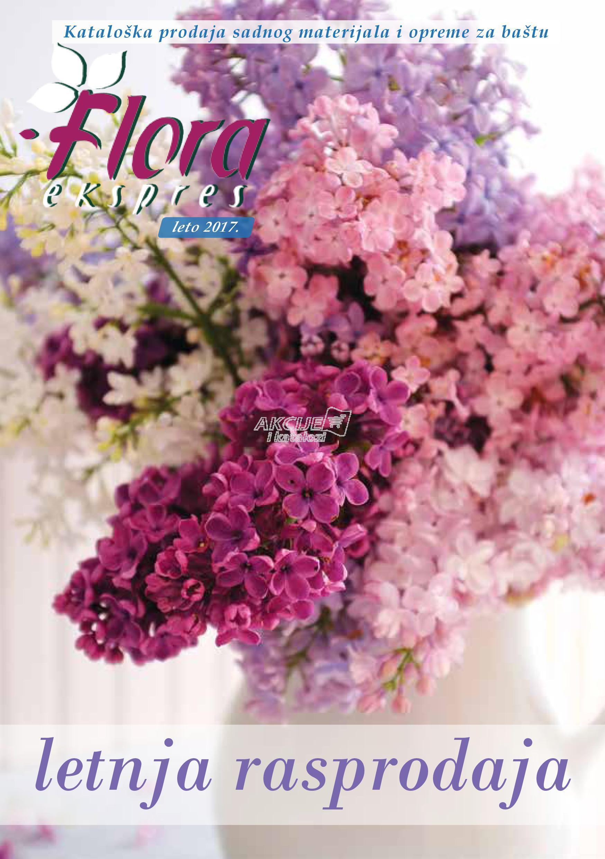 Flora Ekspres - Redovna akcija letnje kupovine