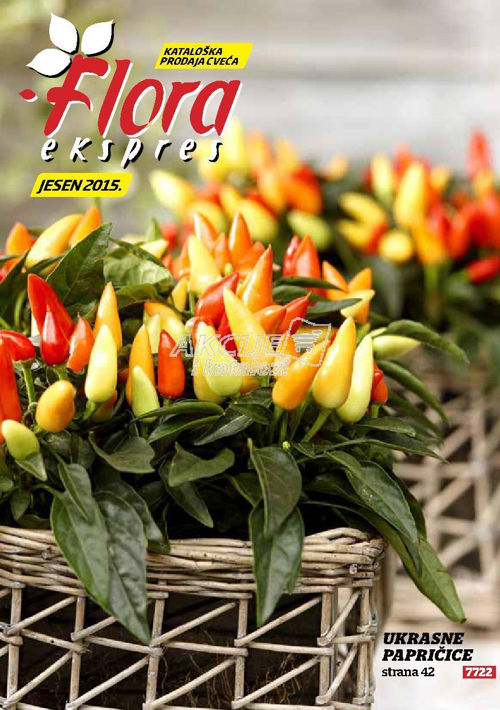 Flora Ekspres - Redovna akcija odlične kupovine