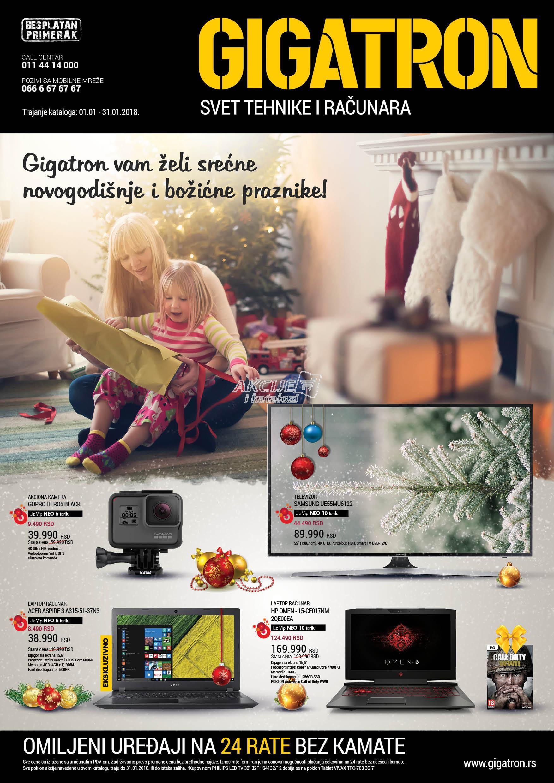 Gigatron - Redovna akcija odlične kupovine