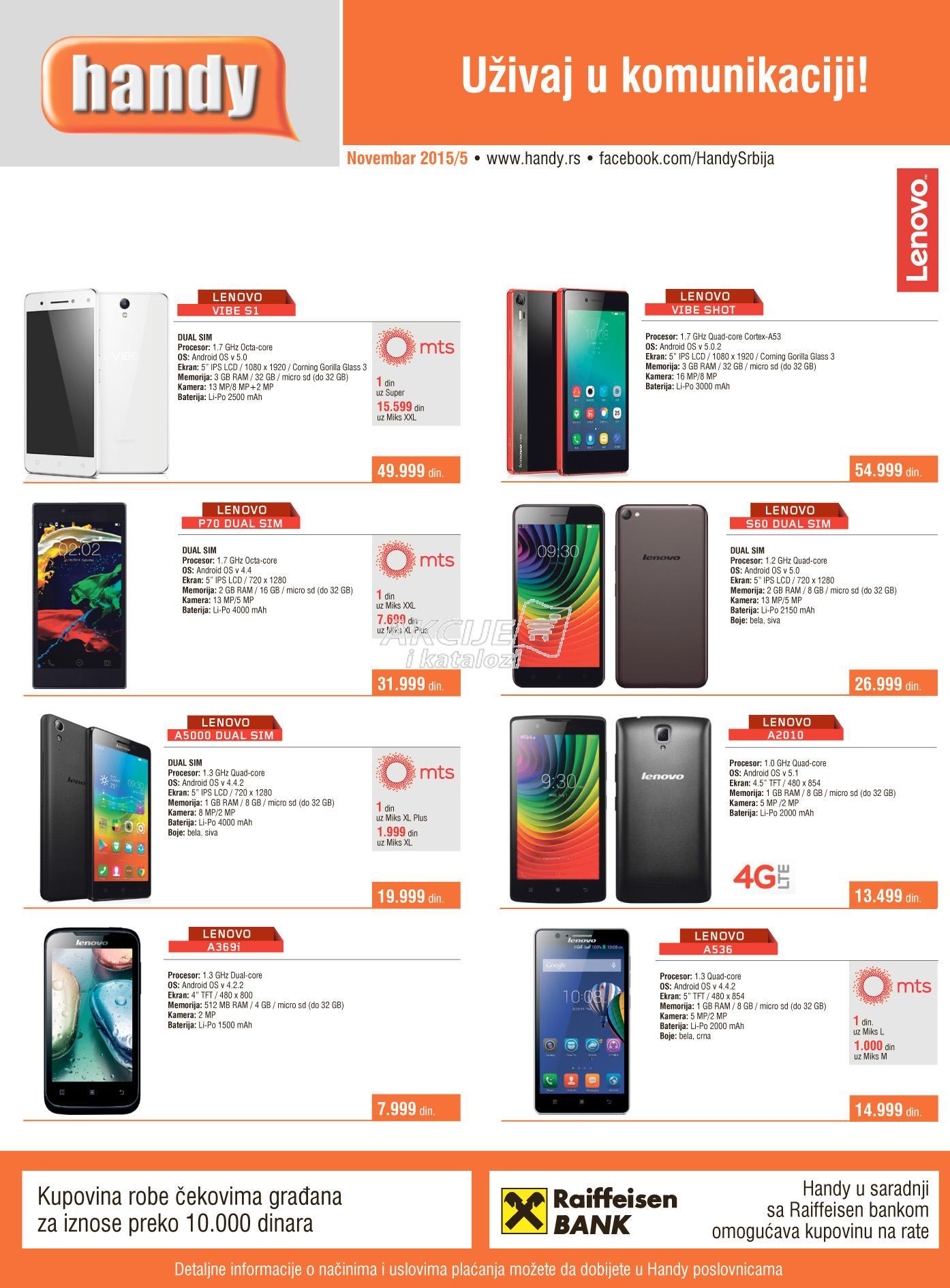 Handy - Redovna akcija odlične kupovine