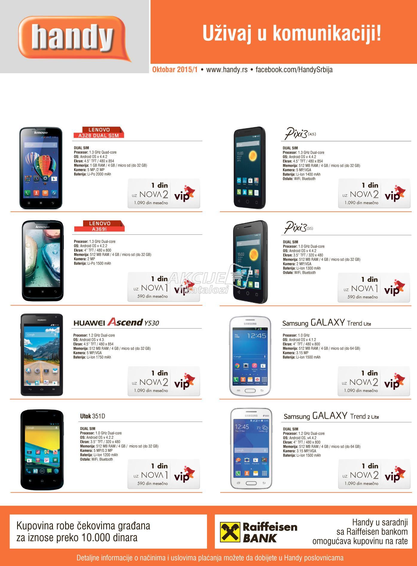 Handy - Redovna akcija super kupovine