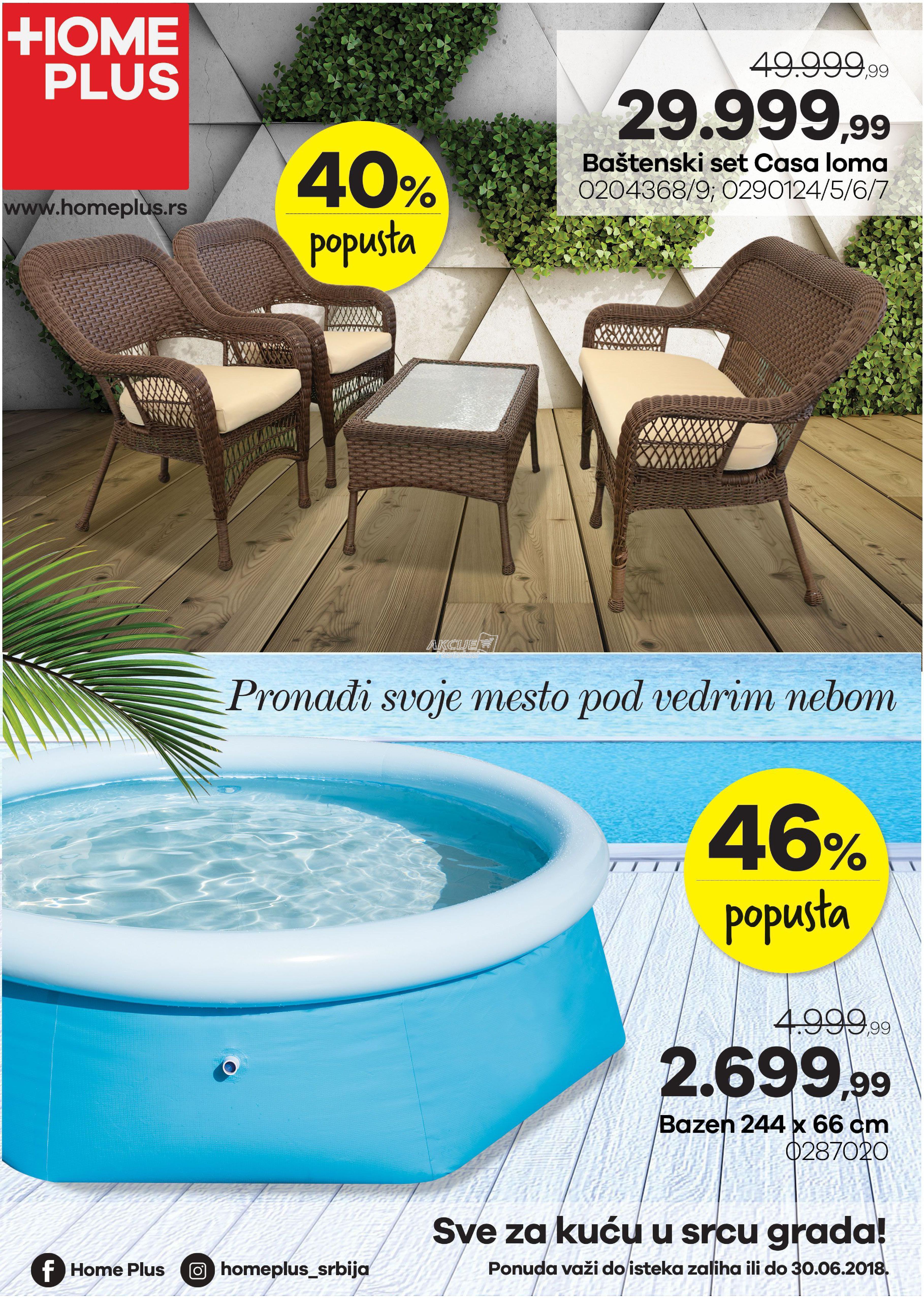 Home Plus - Redovna akcija odlične kupovine