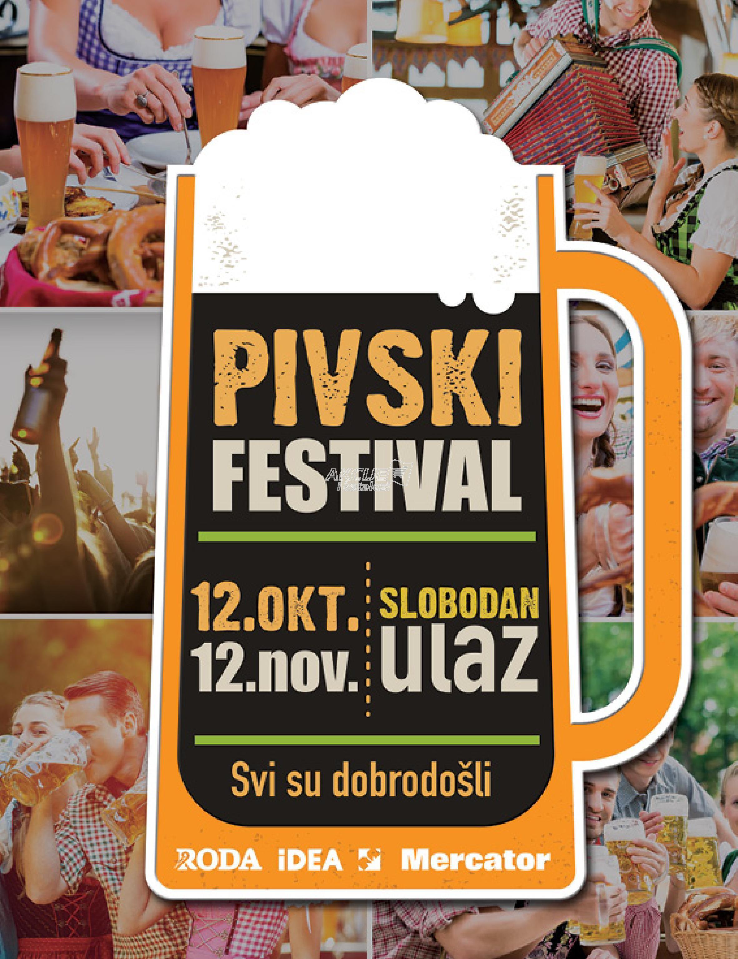 Idea akcija festival piva