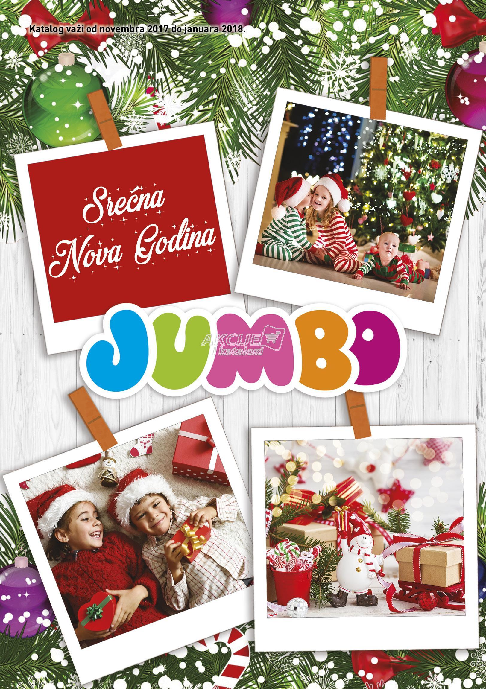 Jumbo akcija novogodišnje kupovine
