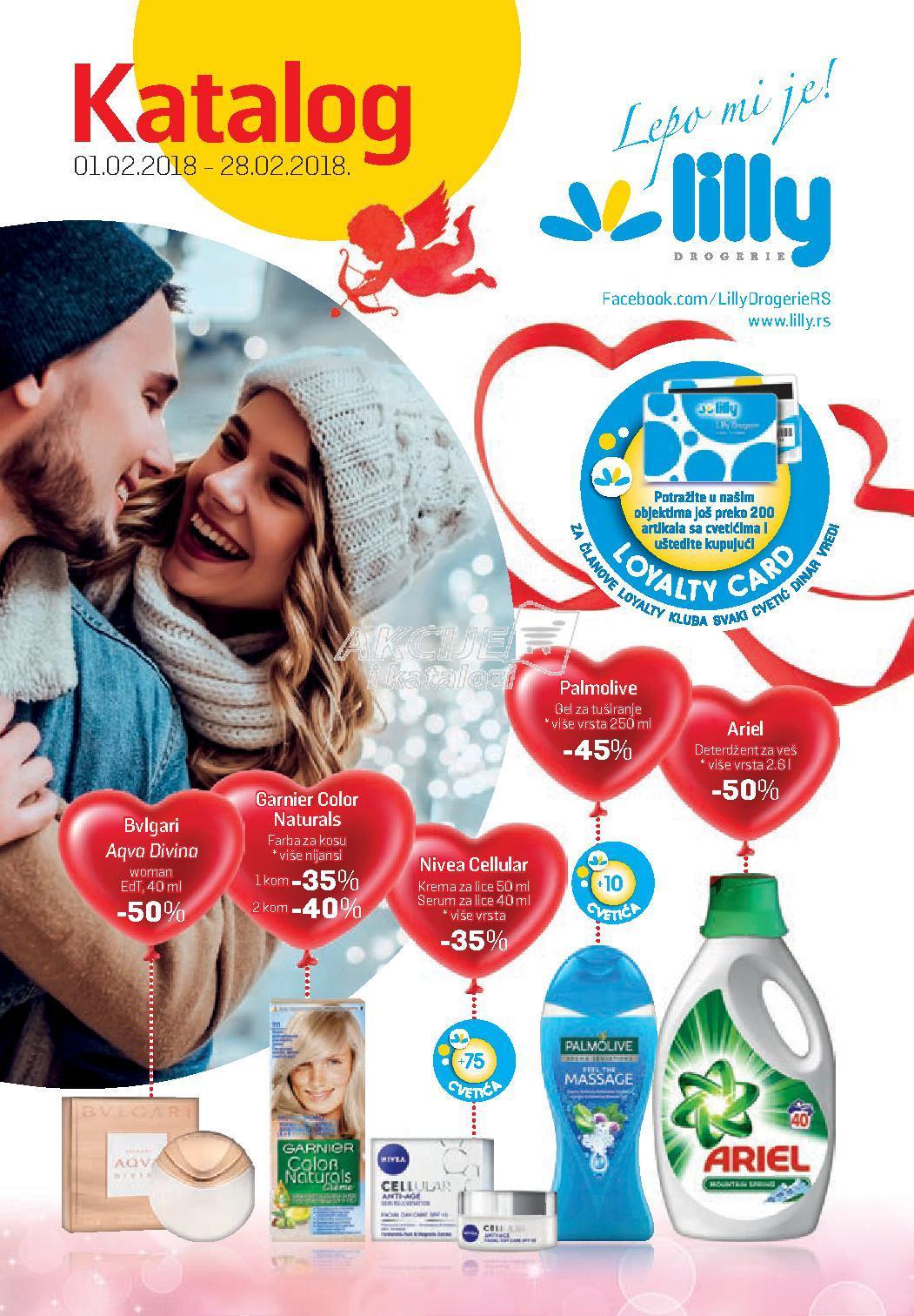 Lilly - Redovna akcija odlične kupovine