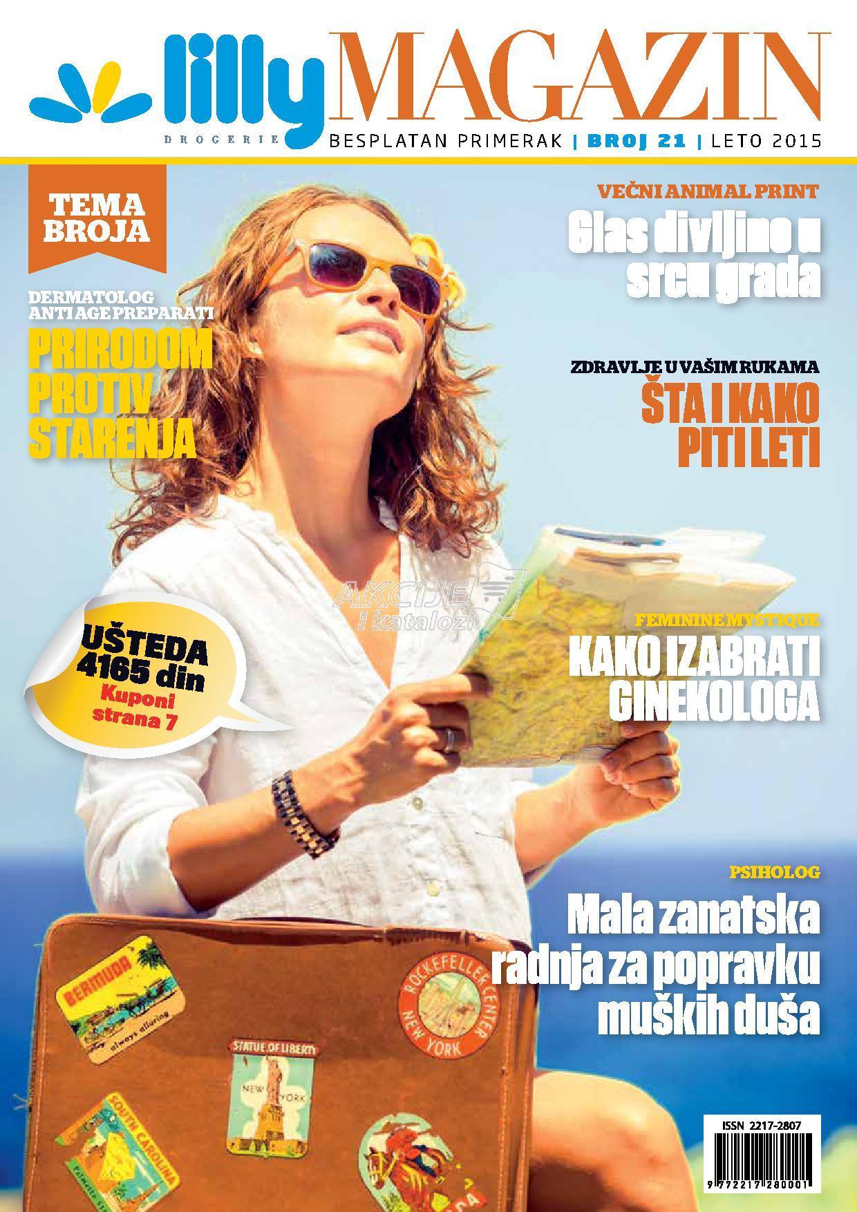 Lilly letnji magazin