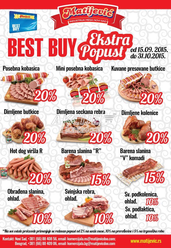 Matijević - Redovna akcija super cena