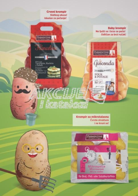 Maxi - Redovna akcija dani krompira