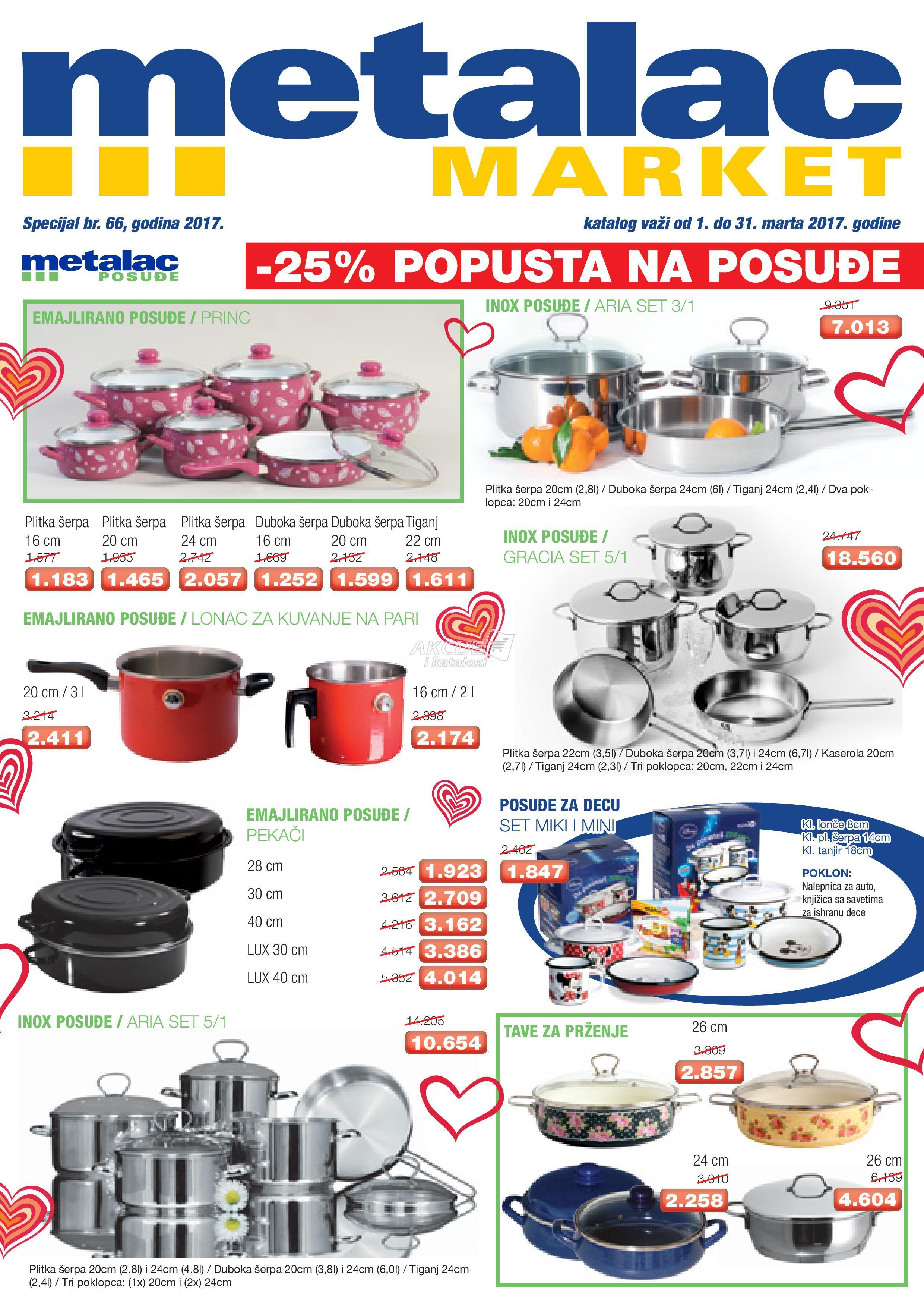 Metalac - Redovna akcija super kupovine