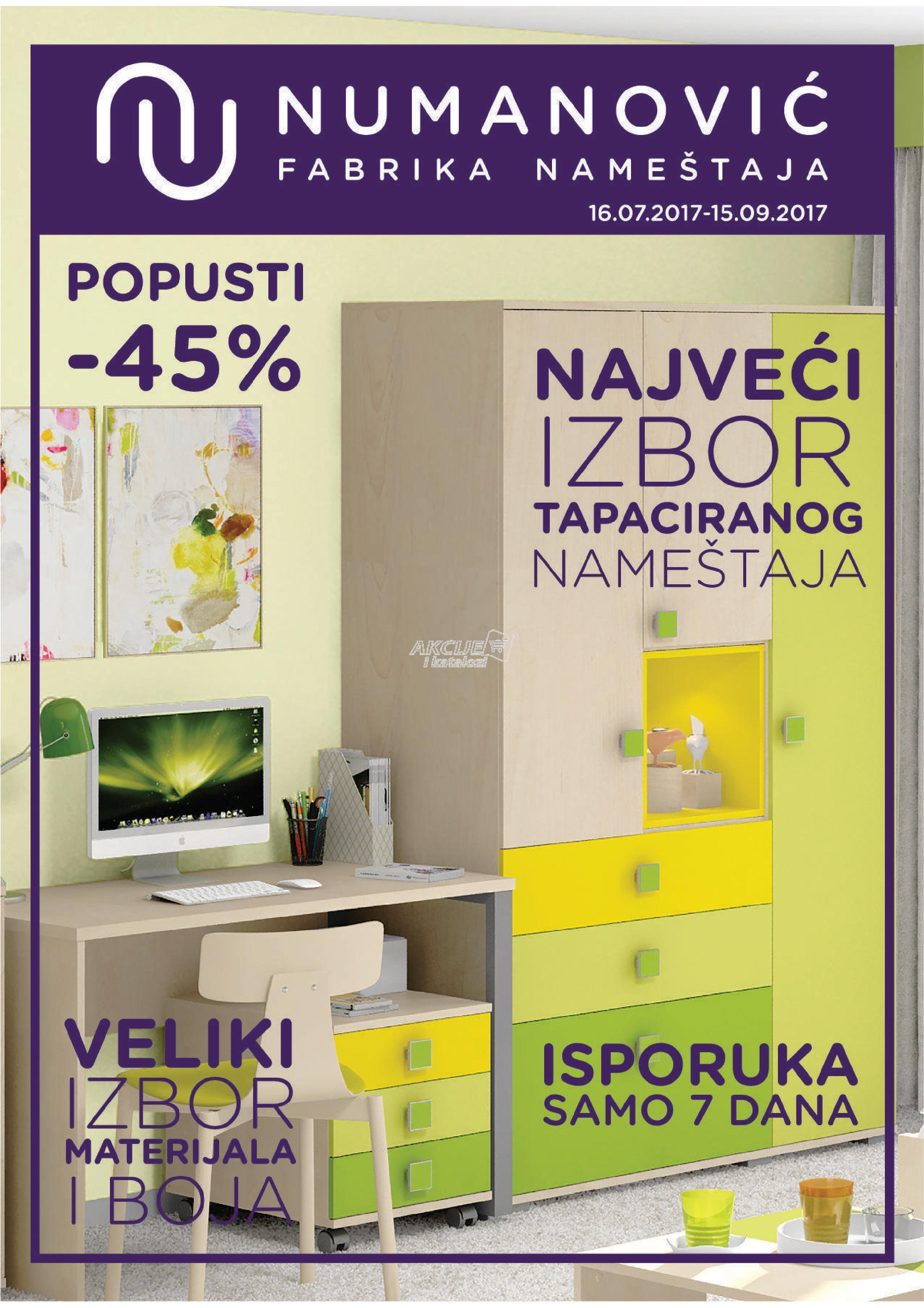 Numanović - Redovna akcija super cena