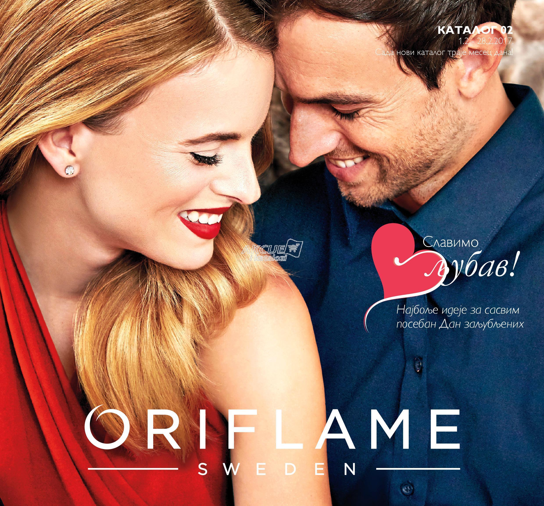 Oriflame - Redovna akcija slavimo ljubav
