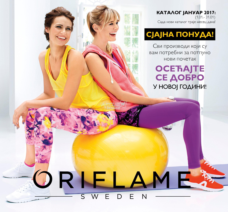 Oriflame - Redovna akcija super kupovine