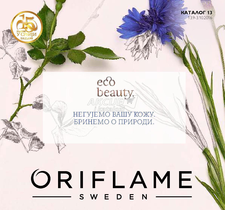 Oriflame - Redovna akcija katalog sniženja