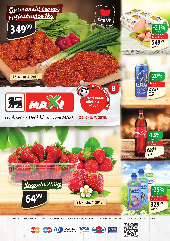 Maxi - Redovna akcija odlične ponude