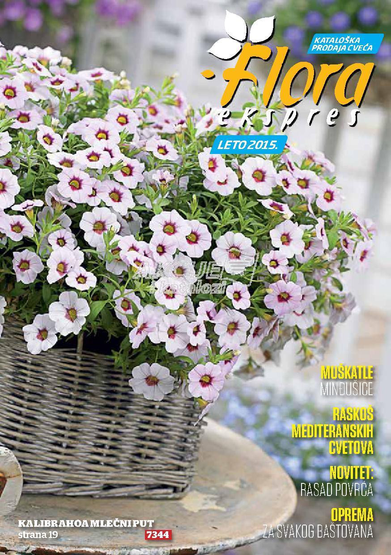 Flora Ekspres akcija letnje ponude