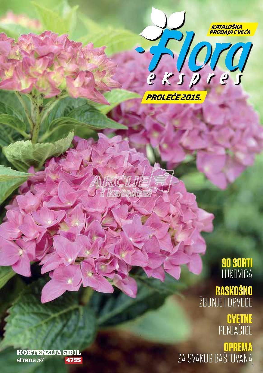 Flora Ekspres prolećna ponuda
