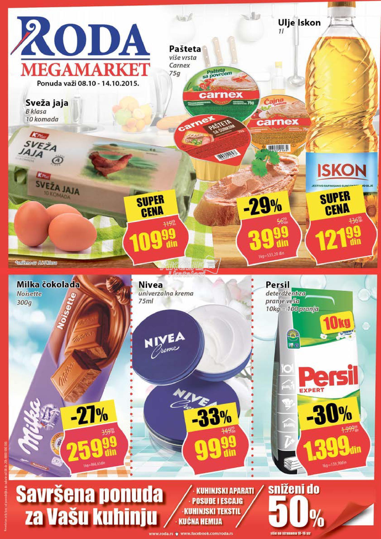Roda - Redovna akcija nedeljne kupovine