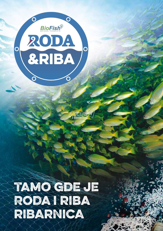 Roda - Redovna akcija ribarnica