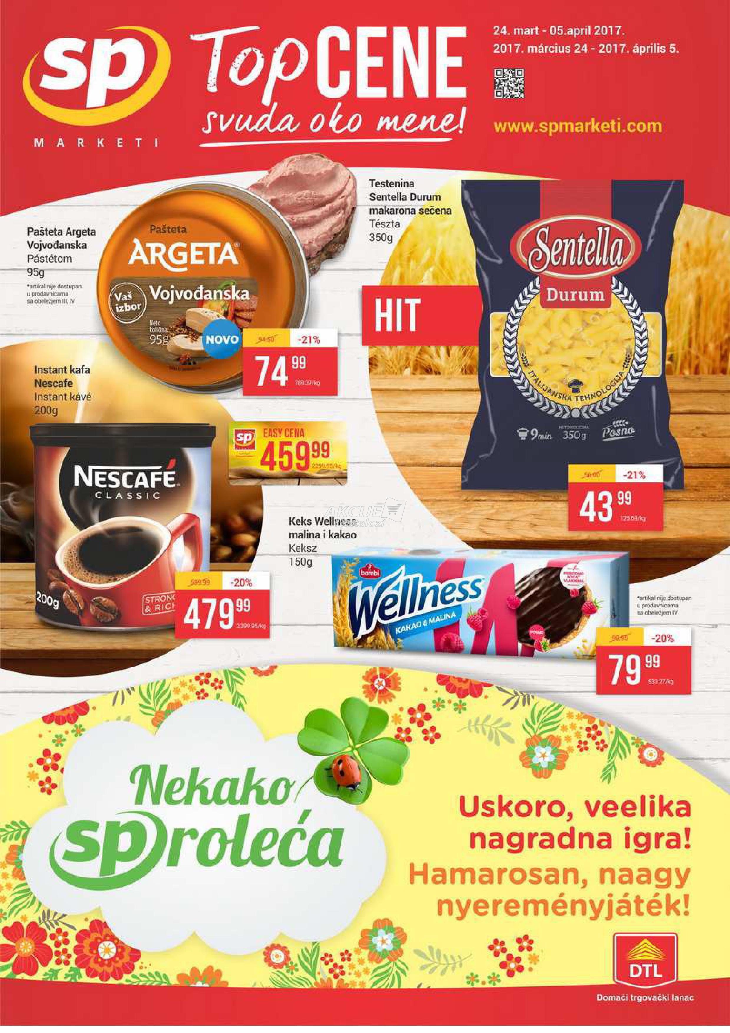 Senta Promet - Redovna akcija super kupovine