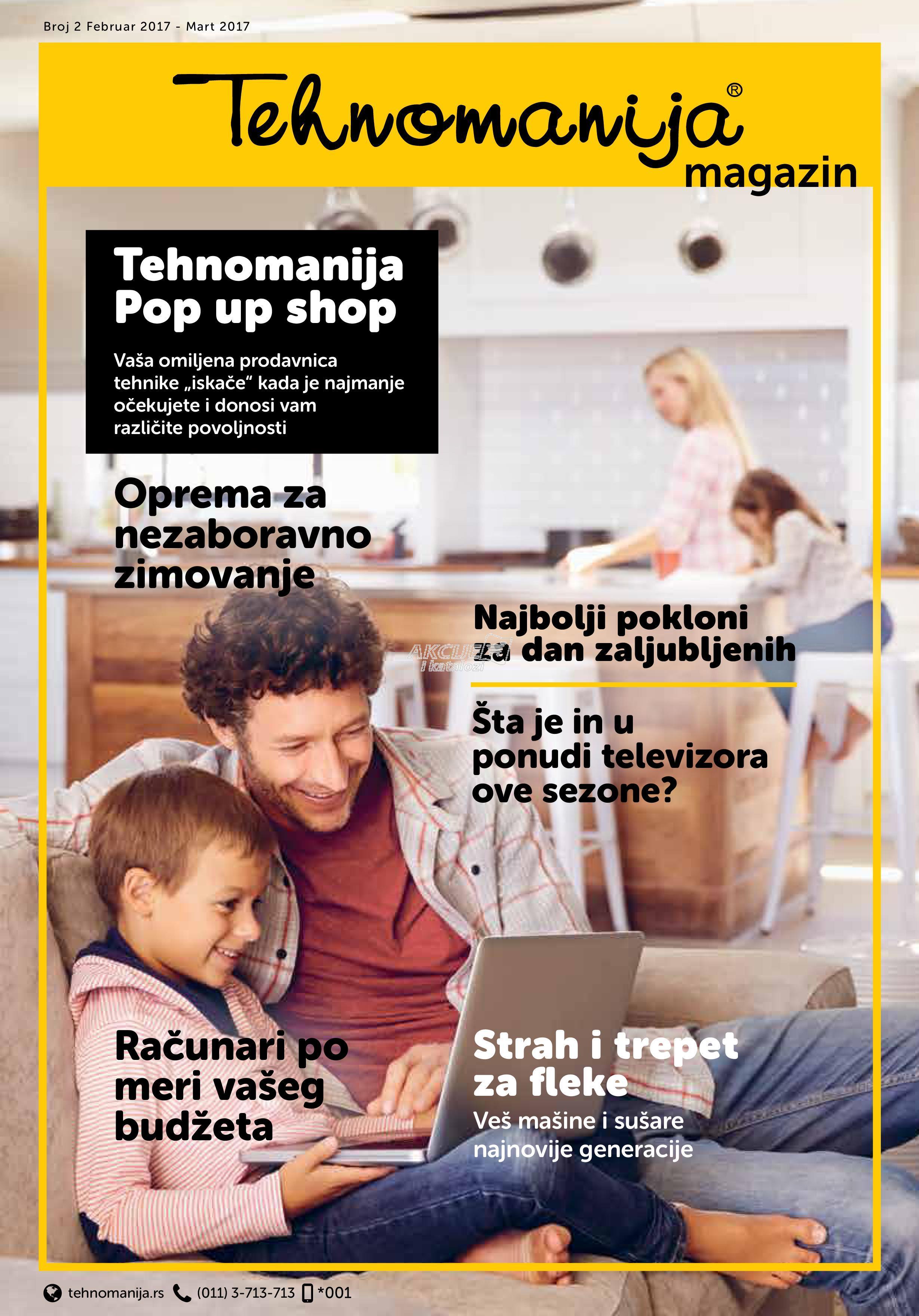 Tehnomanija - Redovna akcija vodič za kupovinu