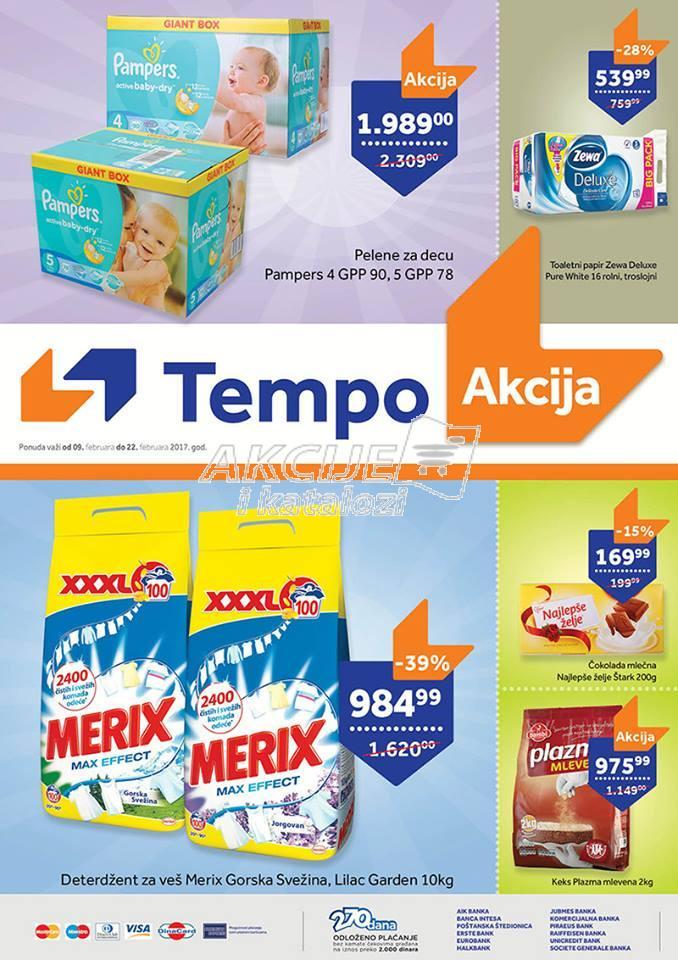 Tempo - Redovna super kupovine
