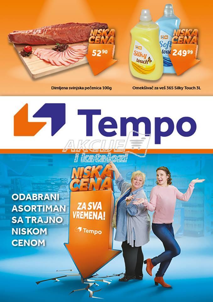 Tempo - Redovna akcija trajno niske cene