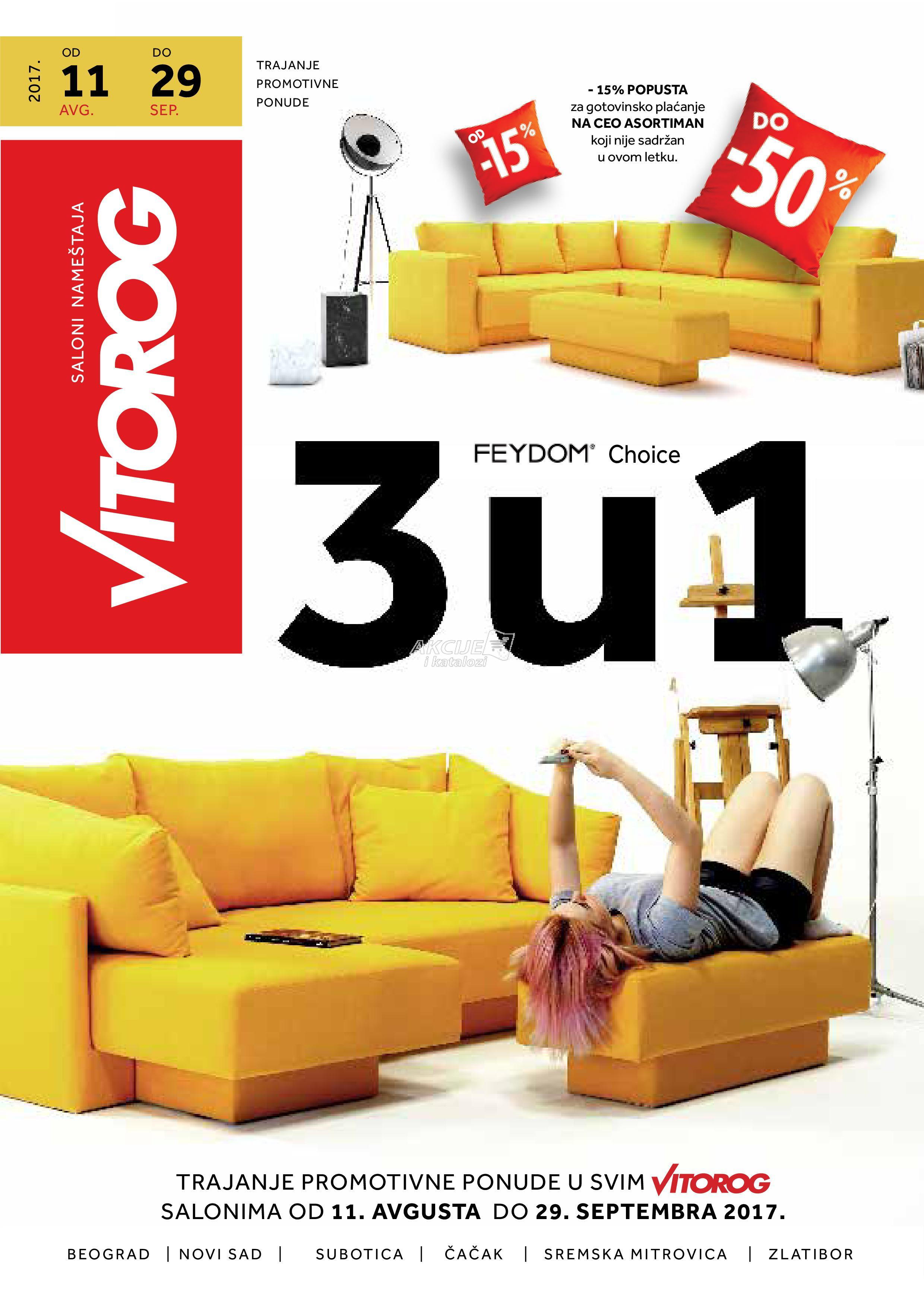 Vitorog - Redovna akcija sve za vaš dom