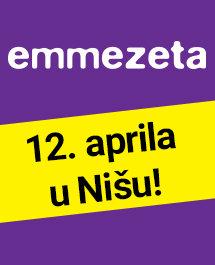 Otvaranje Emmezeta centra u Nišu 12. aprila!