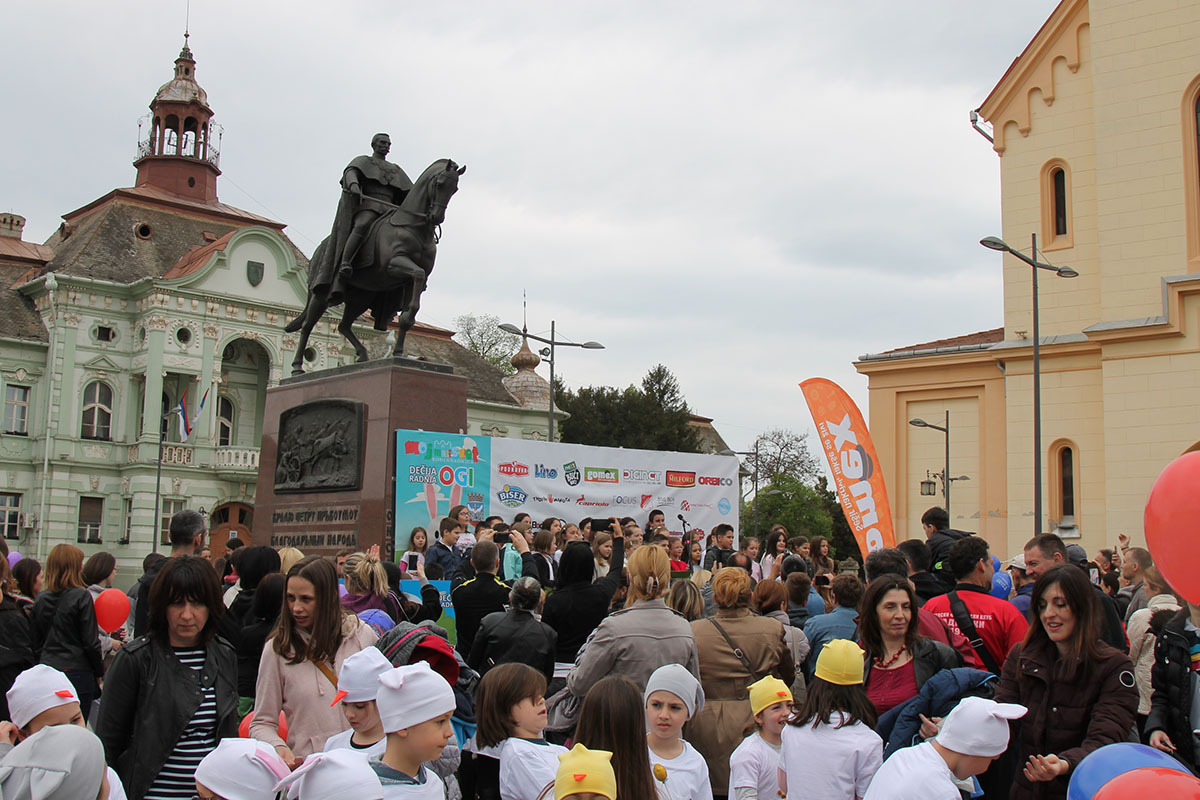 Podrška uskršnjem festivalu