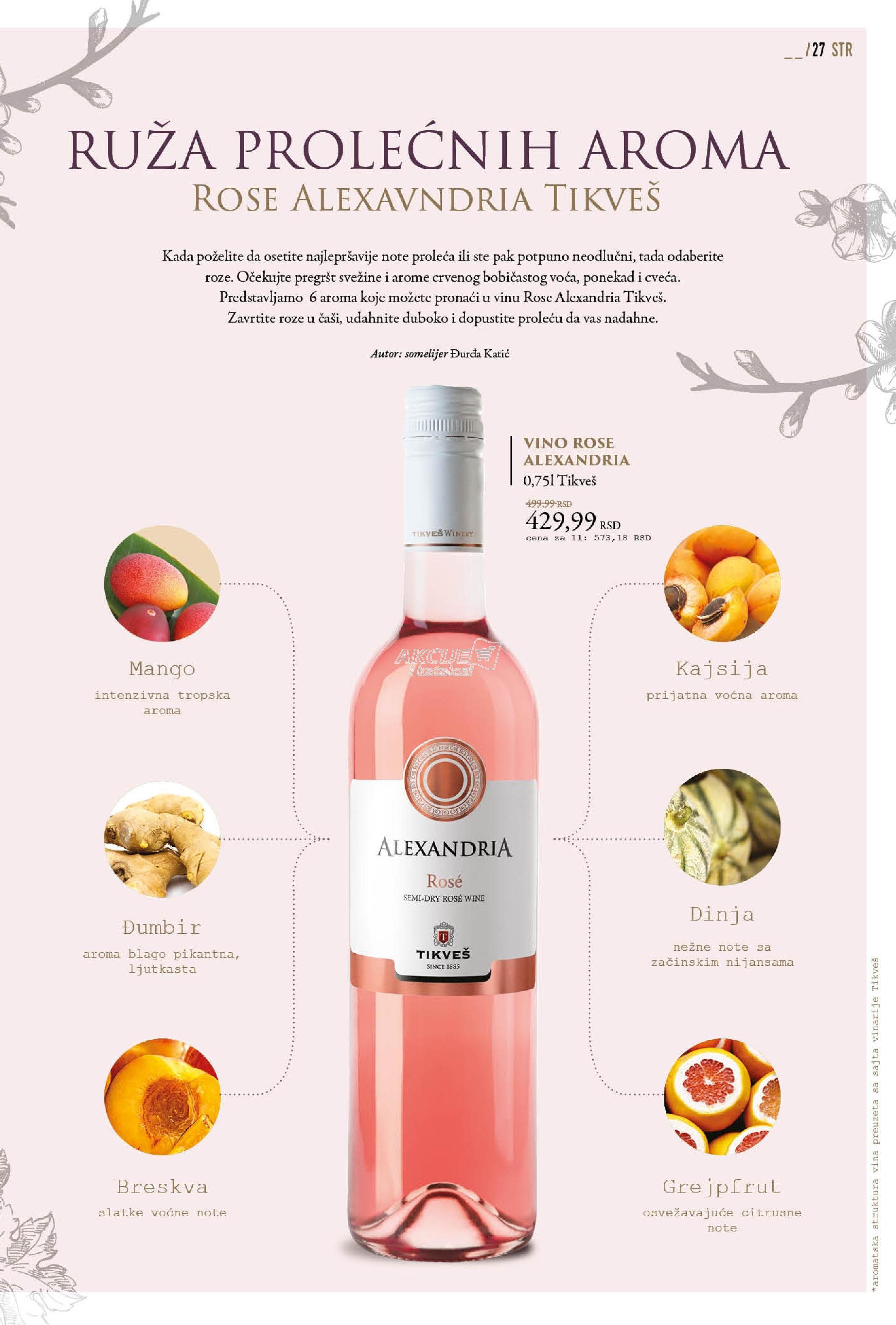 Roda akcija super cene vina