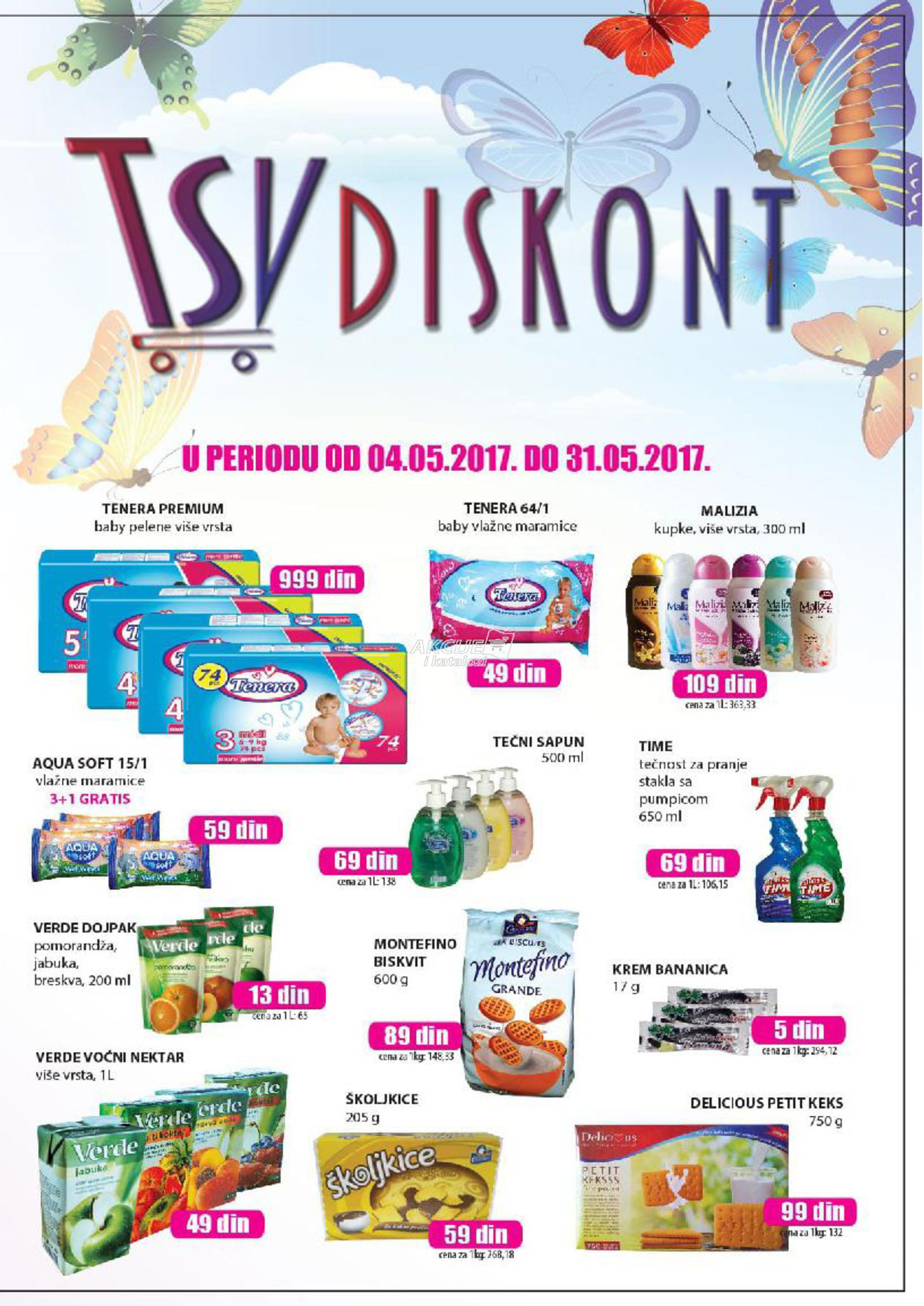 TSV akcija odlične kupovine