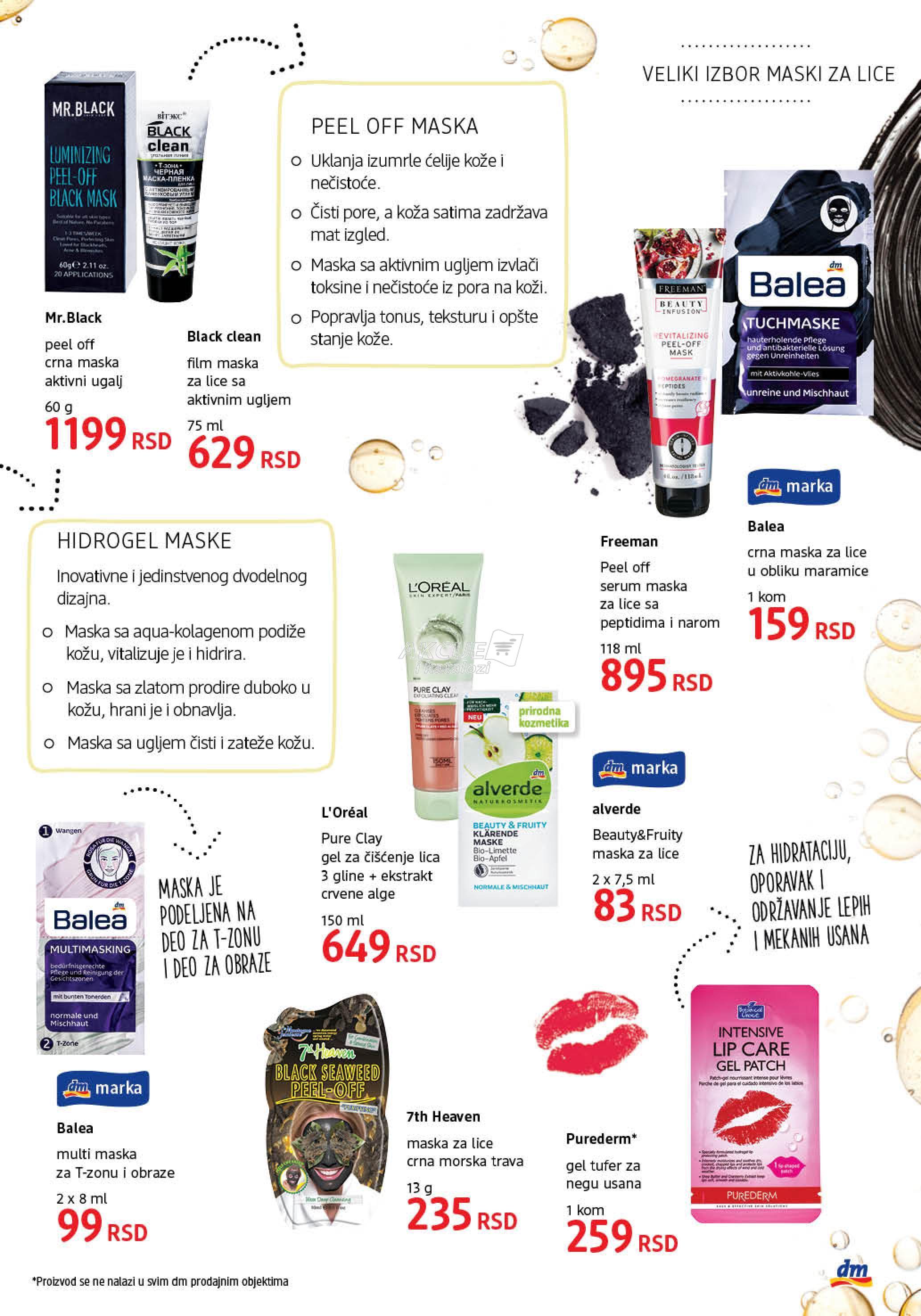 DM drogerie markt akcija super cena