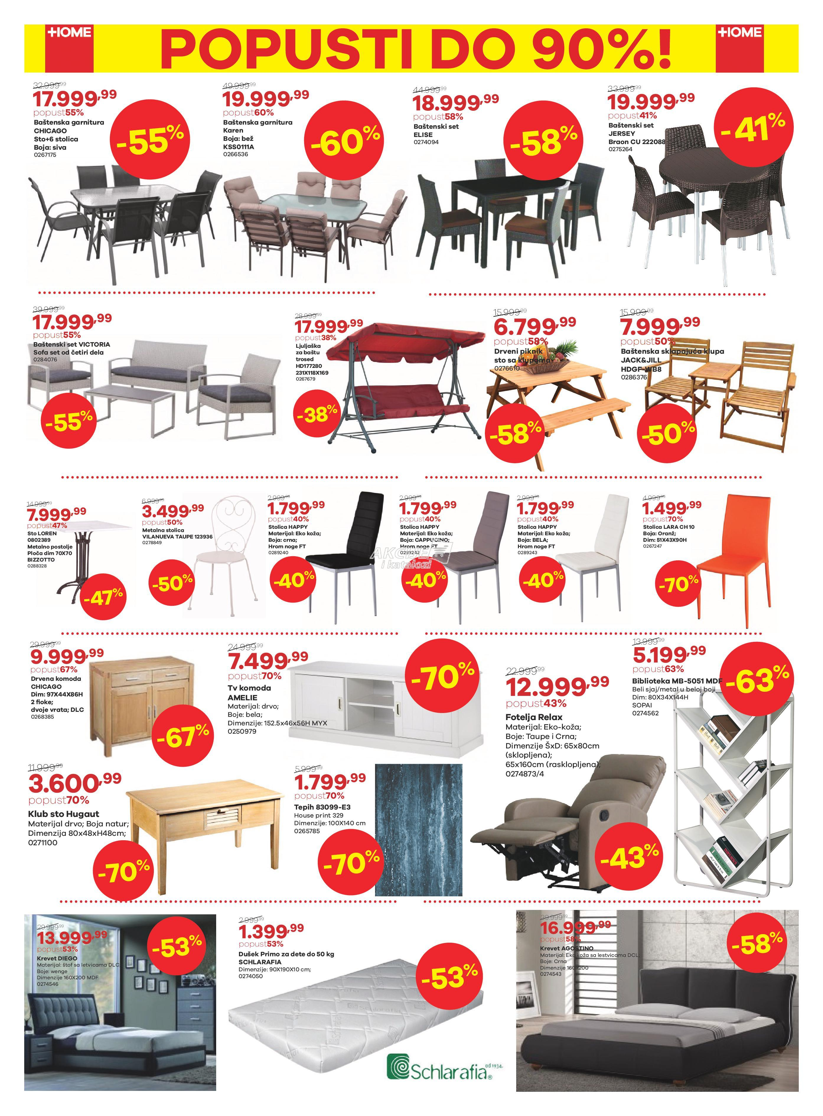 Home Center akcija super cena