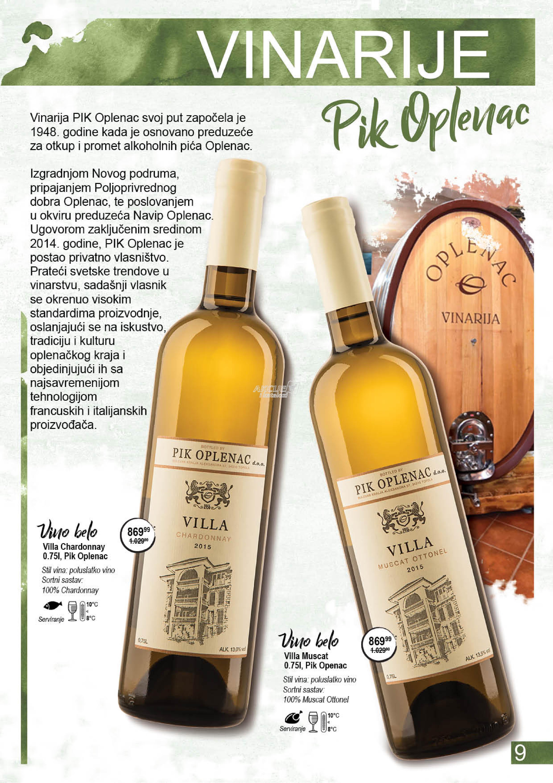 Maxi akcija vina sa tradicijom