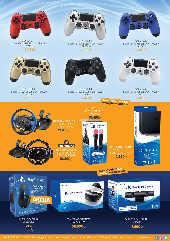 Game Centar akcija super cena