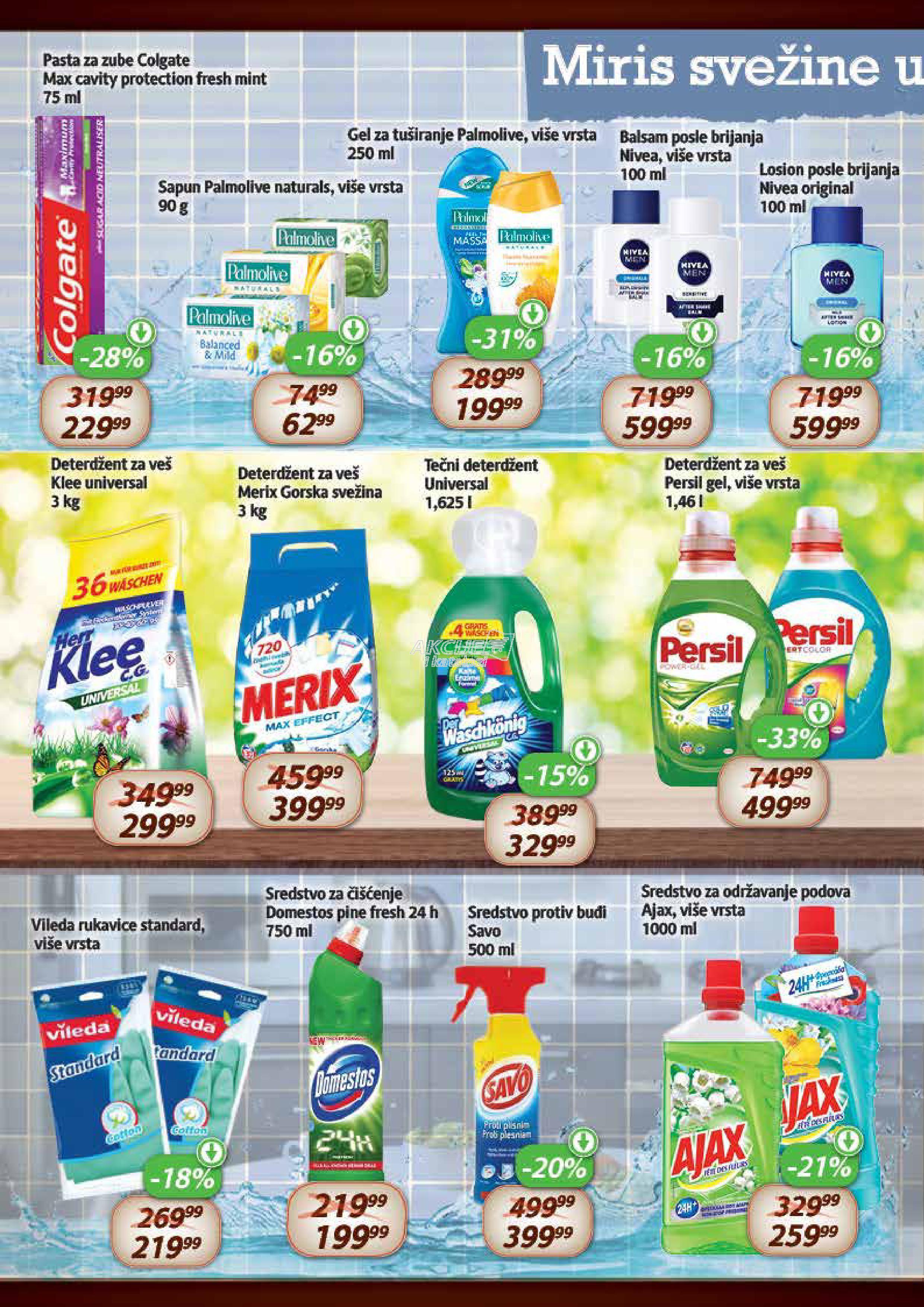 Aroma akcija super kupovine