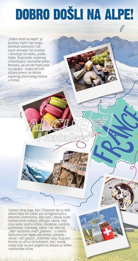 Mercator akcija dani Alpa