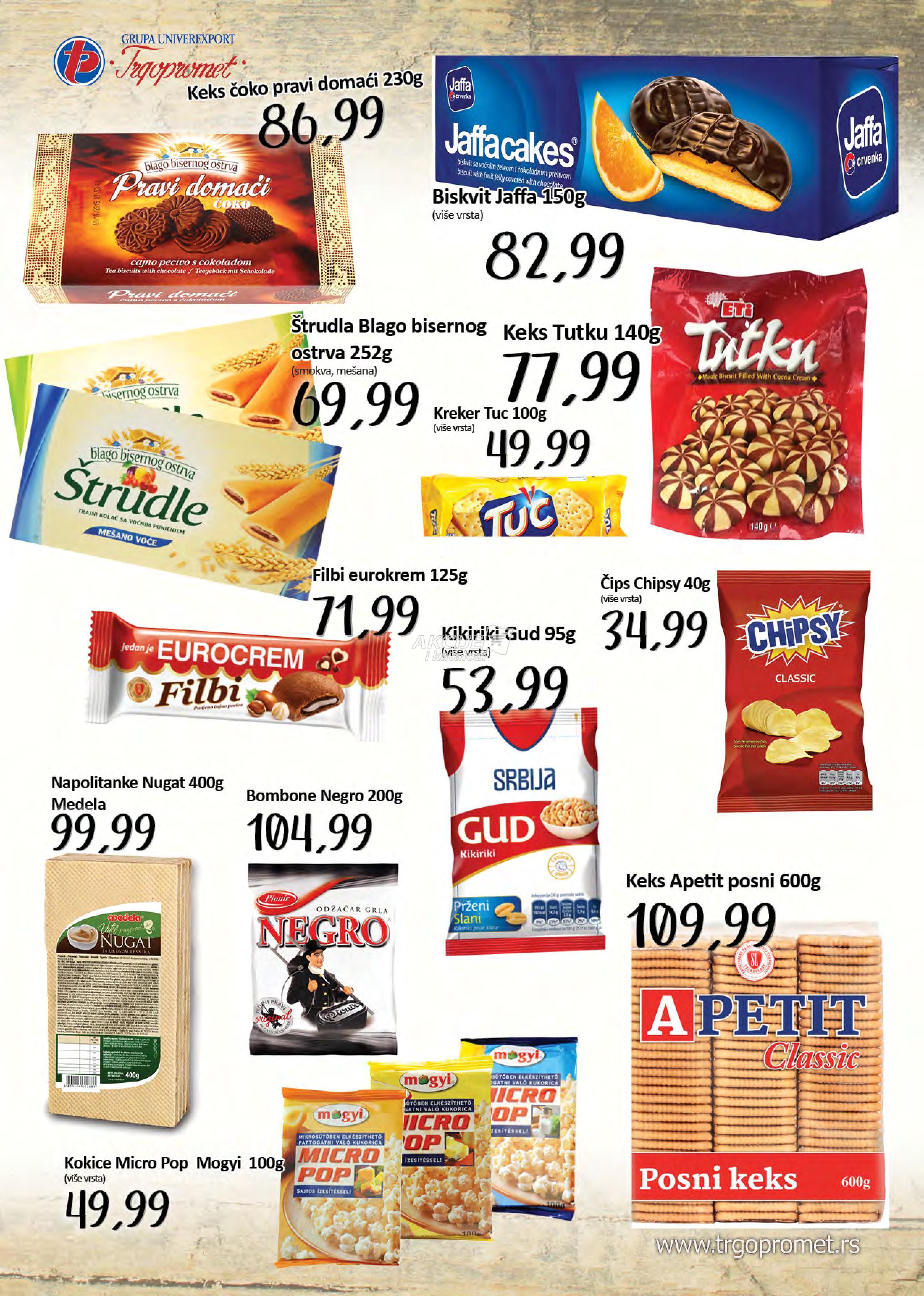 Trgopromet akcija super kupovine