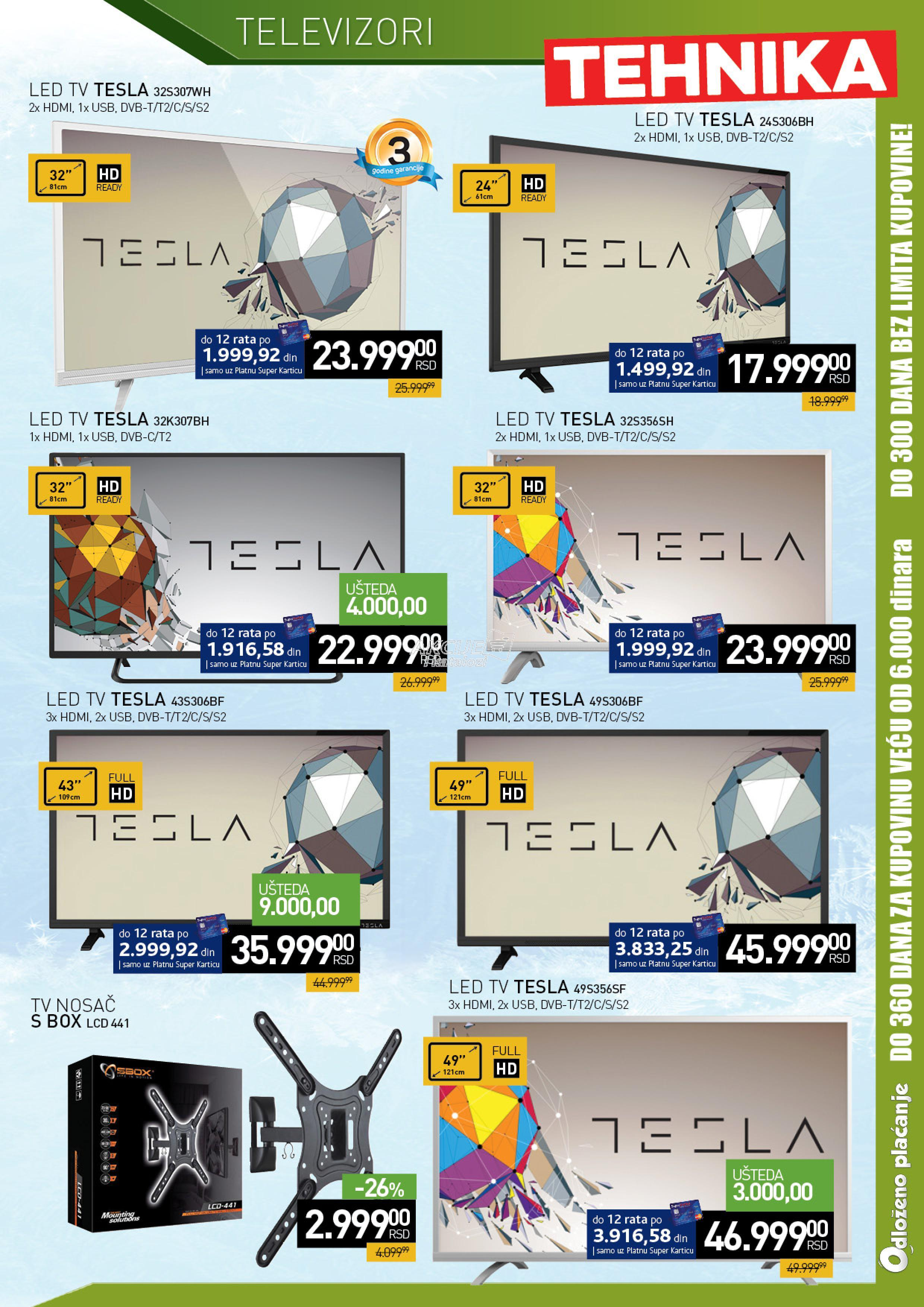 Roda akcija super cene tehnike
