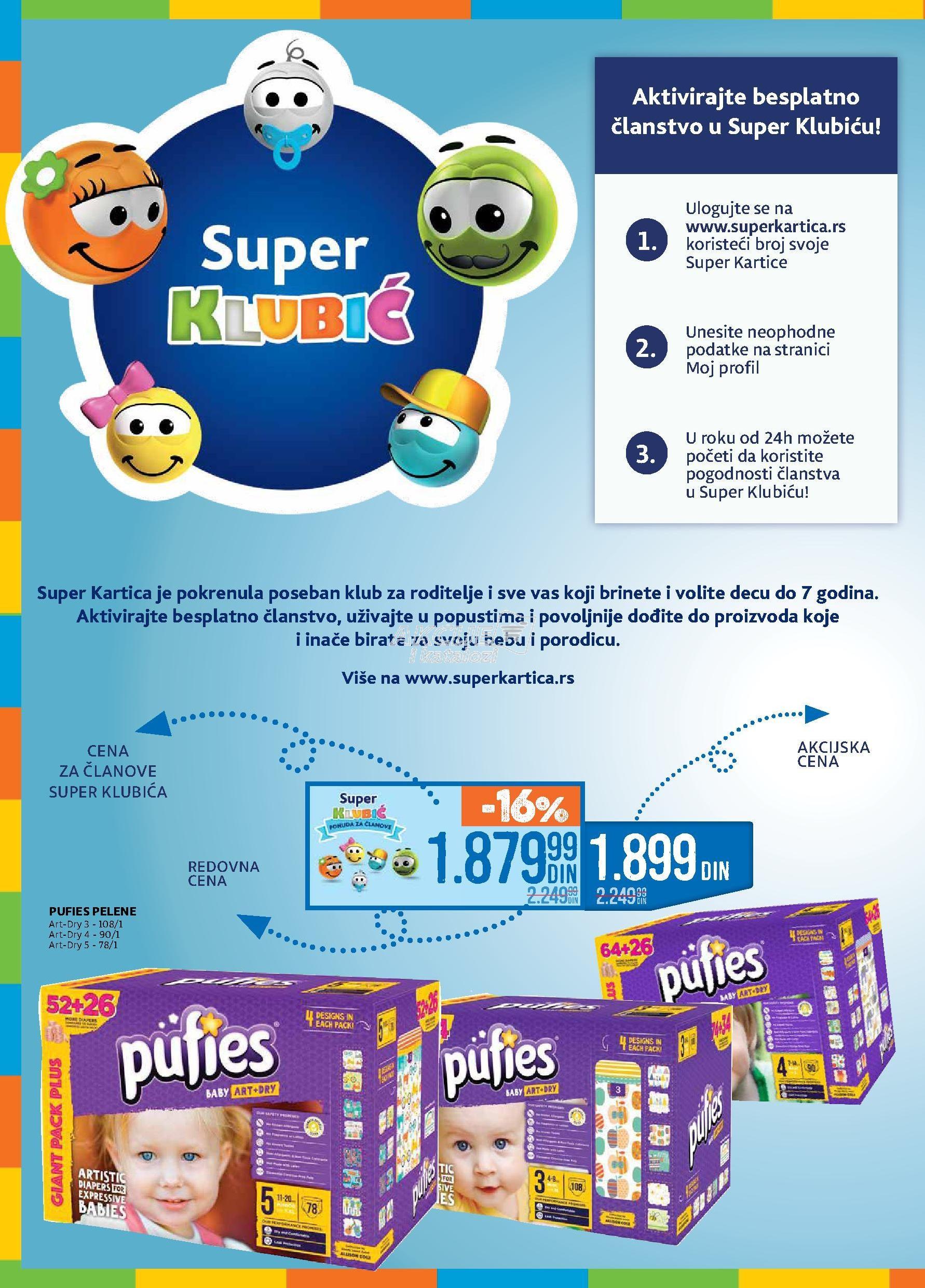 Roda akcija super kupovine