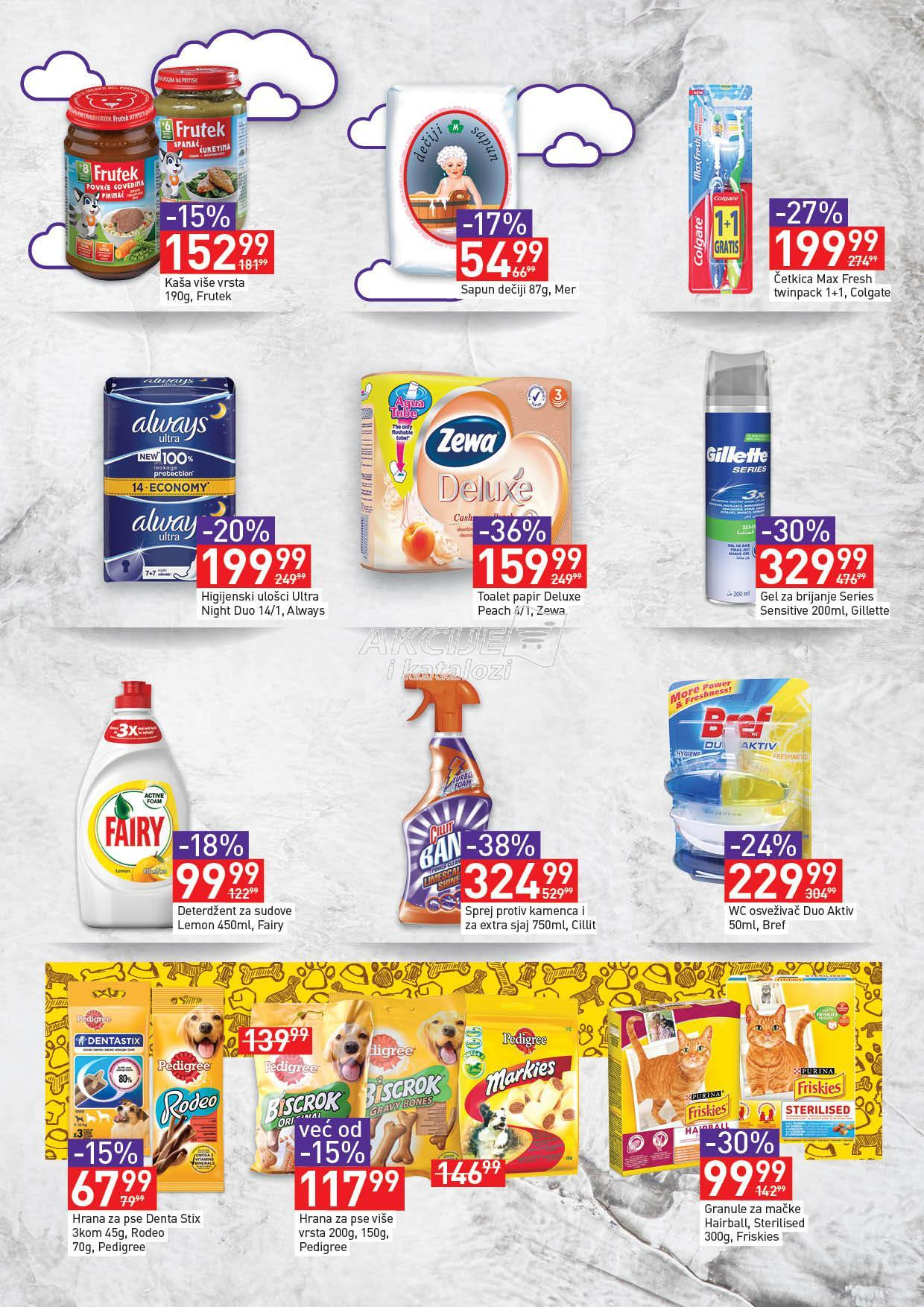 Shop&go akcija super cena