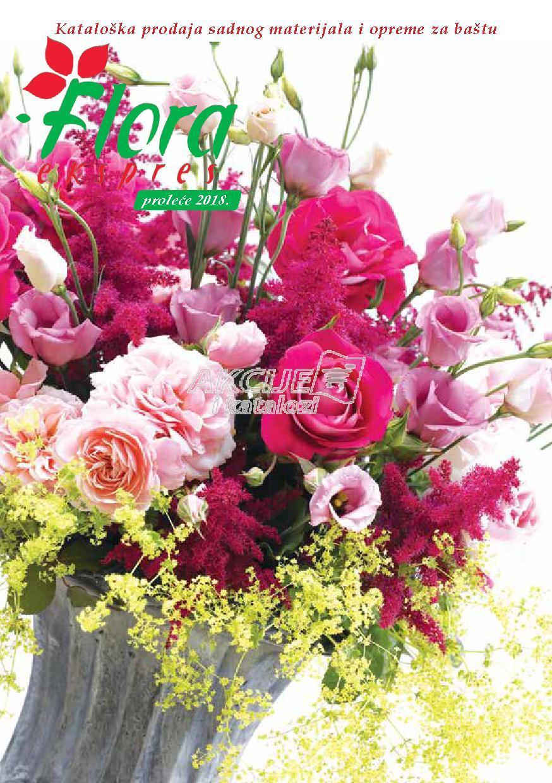 Flora Ekspres akcija prolećne kupovine