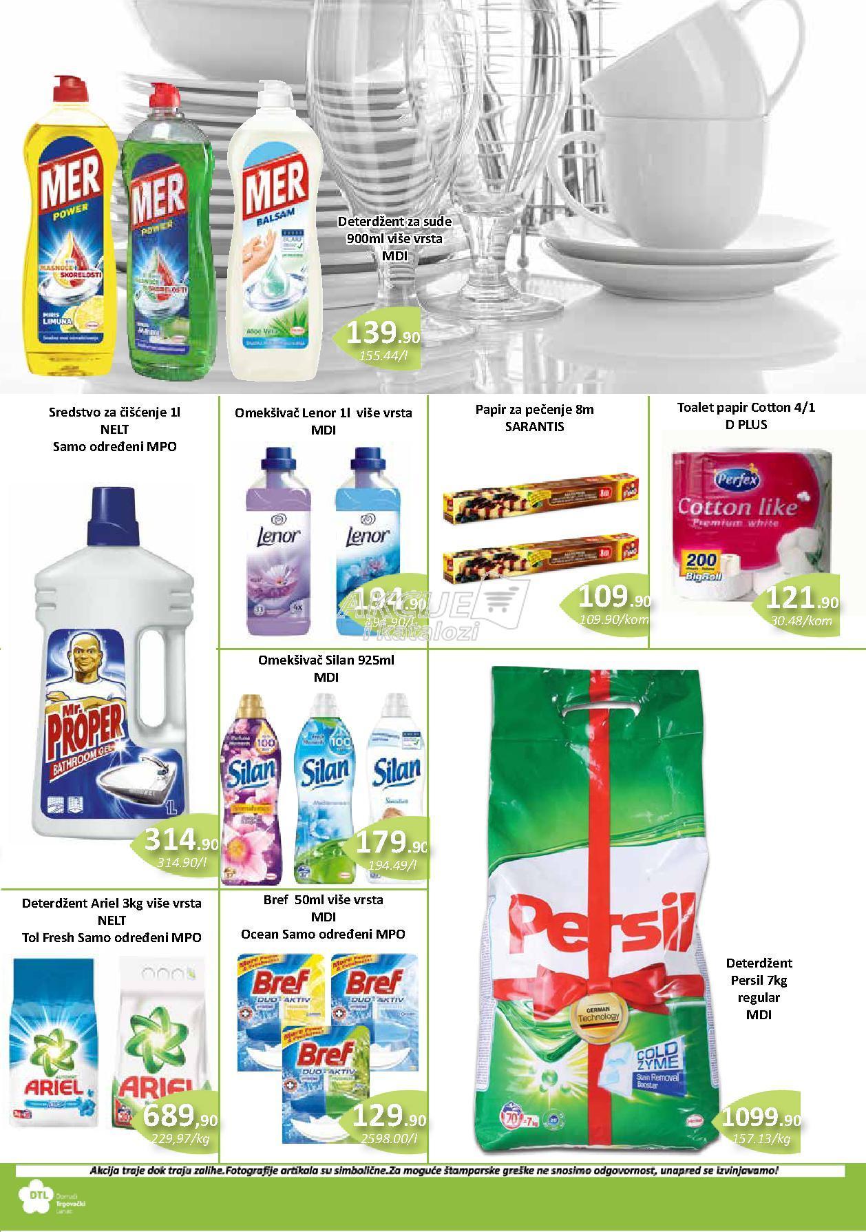 AD Podunavlje akcija nedeljne kupovine