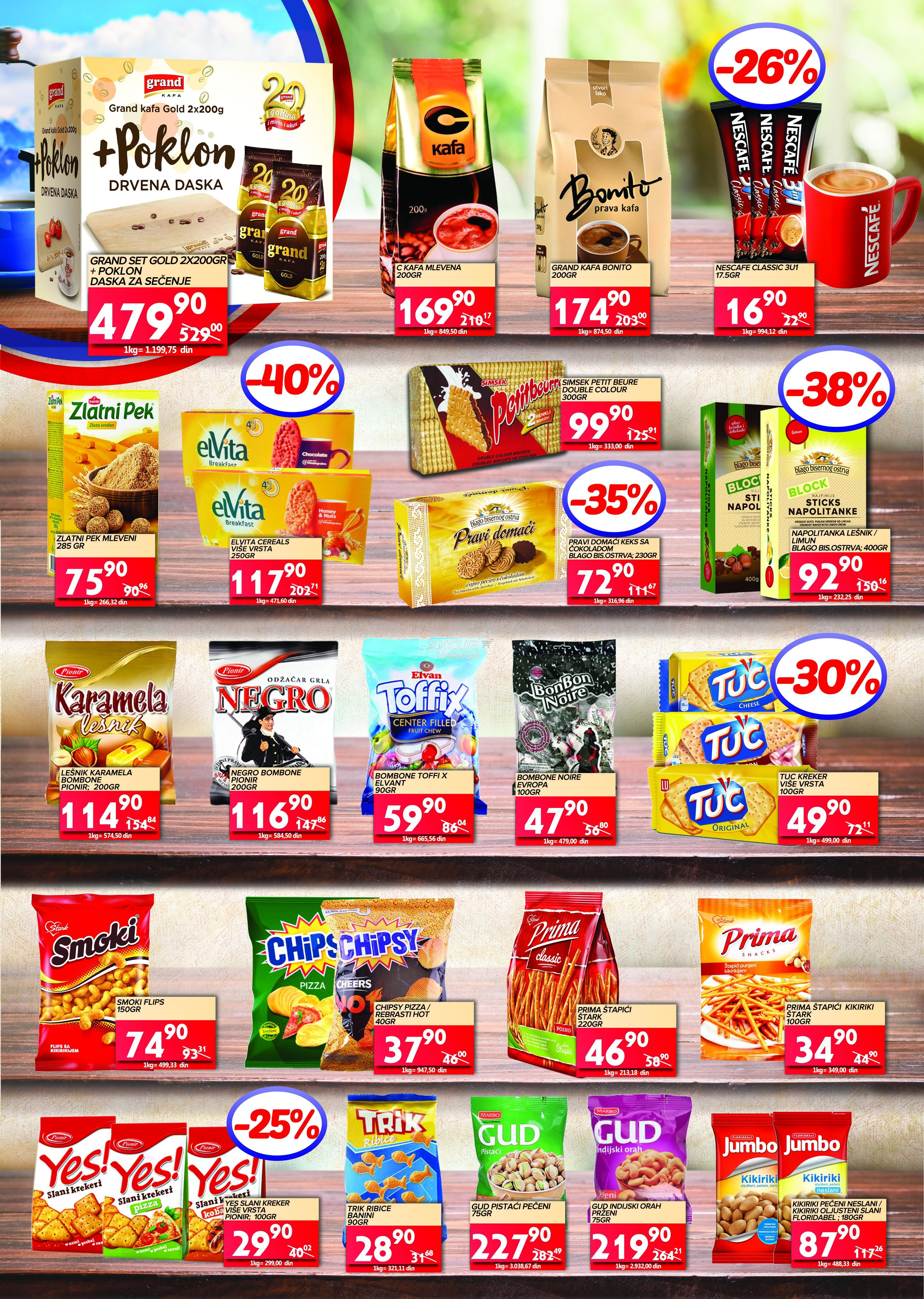 Medius akcija odlične kupovine