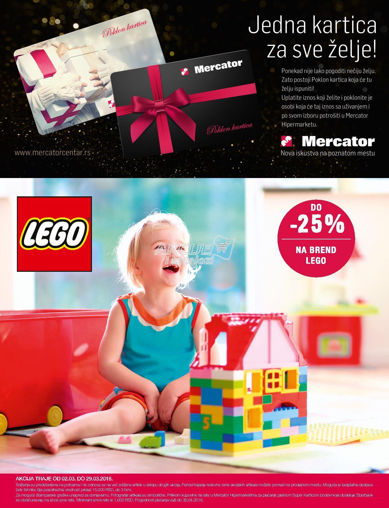Mercator akcija sve za vaš dom