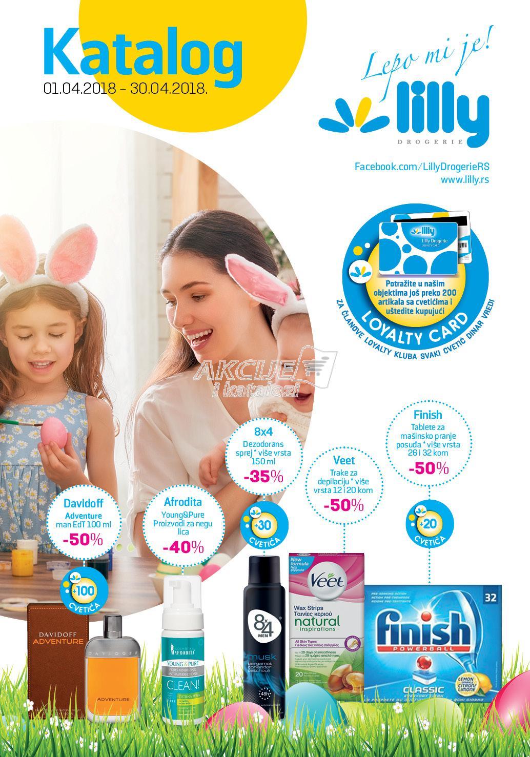 Lilly akcija prolećne kupovine