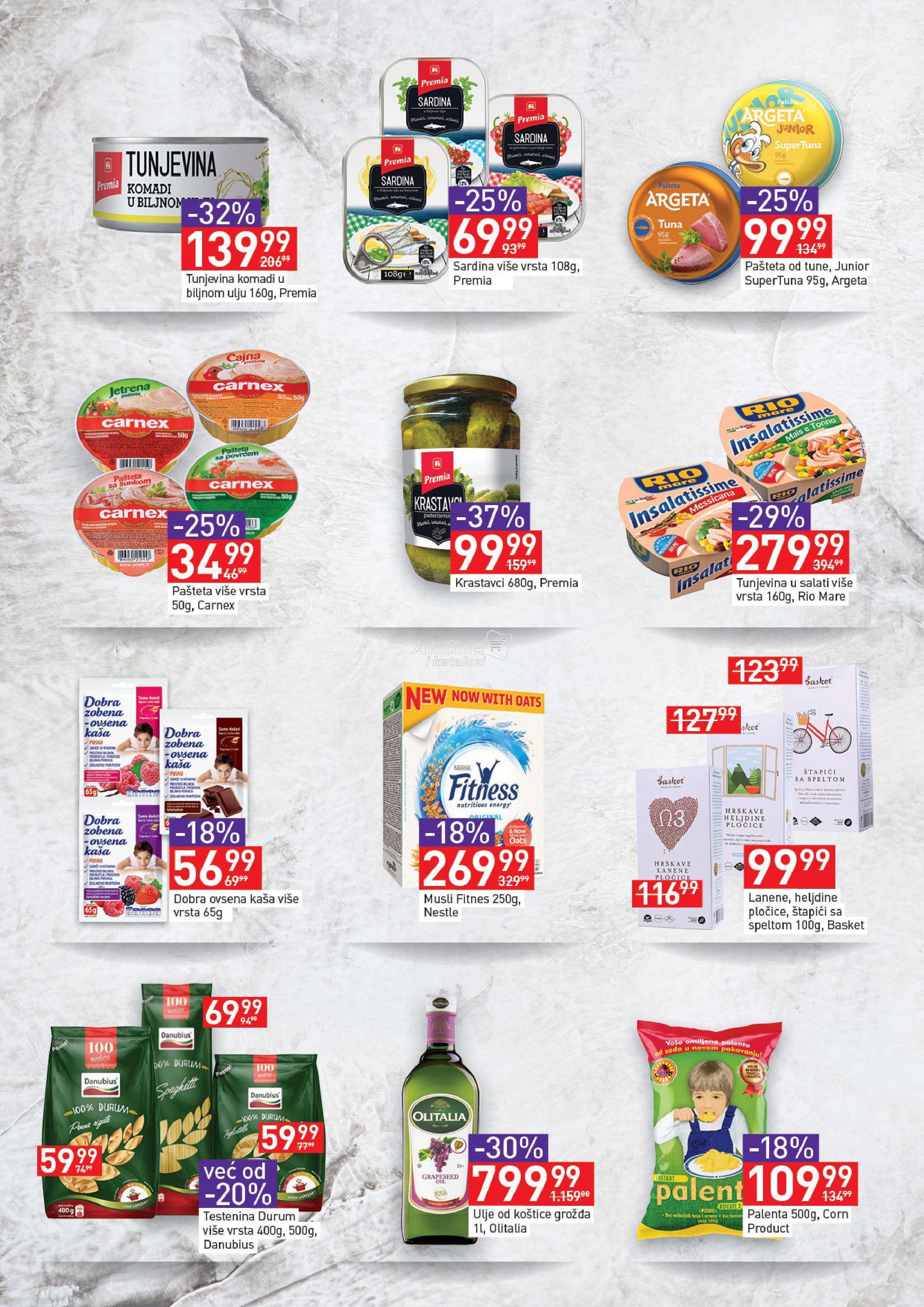 Shop&go akcija odlične kupovine