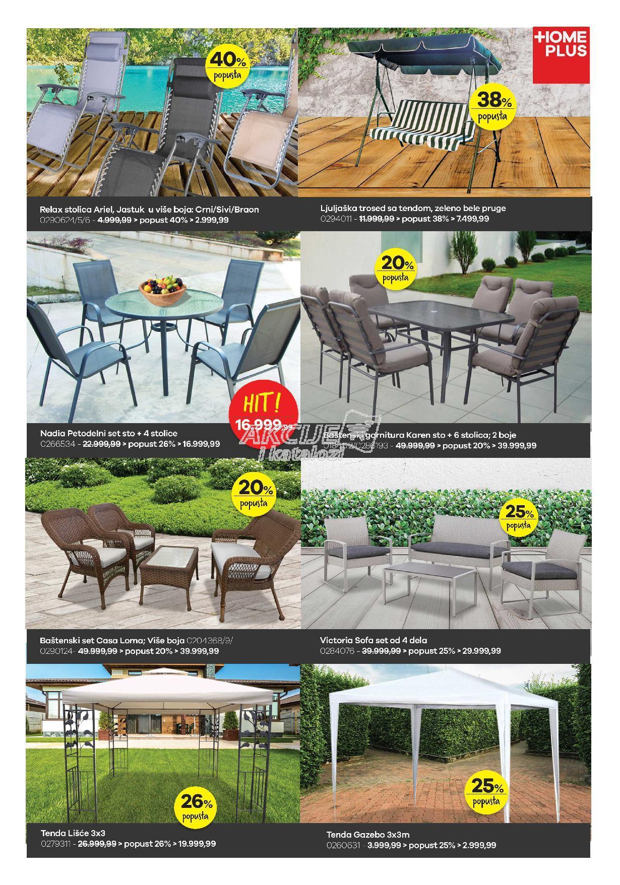 Home Plus akcija letnje kupovine