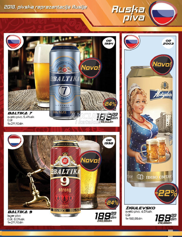 Idea akcija mundijal piva
