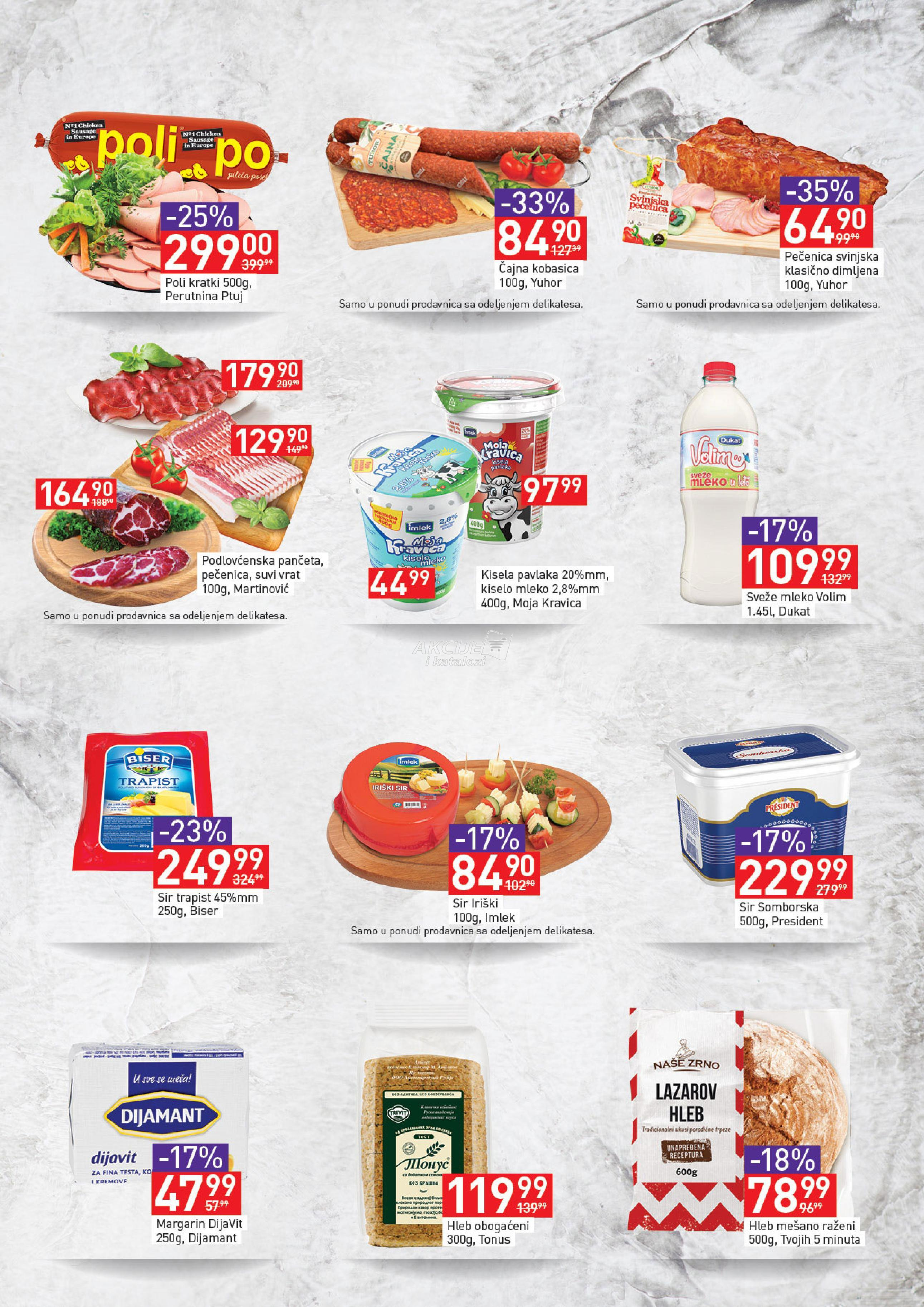 Shop&go akcija super kupovine